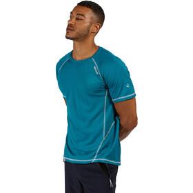 Regatta Virda II Camiseta Hombre, gulfstream
